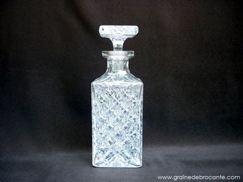 carafe  whisky ancienne