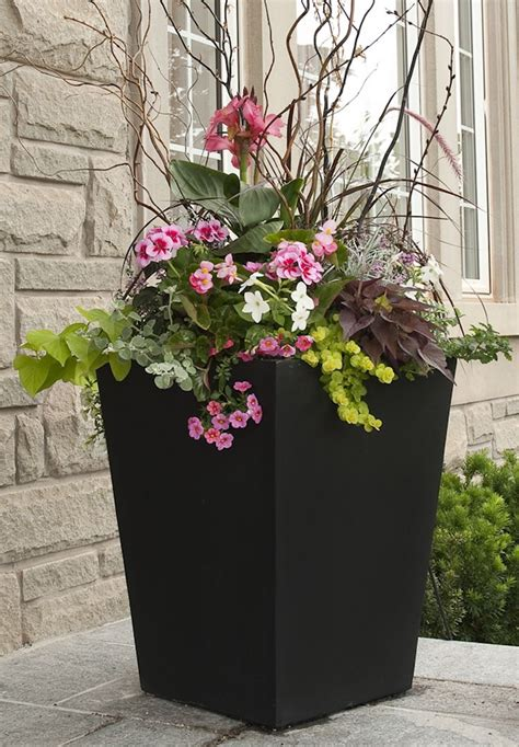 Outdoor Planters by Planter Pot For Gardeners Smart Variations In Color