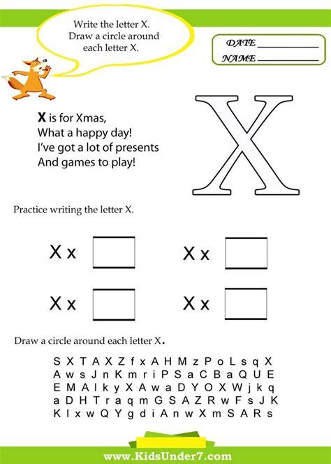 letter  worksheets kindergarten worksheets