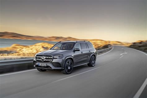2020 mercedes gl class 2020 mercedes gls 2nd flagship suv revealed