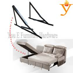 sofa bed mechanism suppliers online buy wholesale hinged storage bed from china hinged