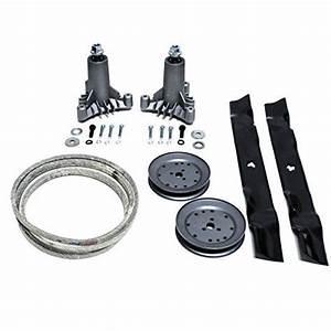 Replaces Craftsman 42 U0026quot  Craftsman Lt1000 Lt2000 Rebuild Kit