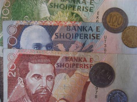 albanian money lek photo