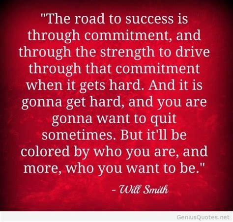 road  success quotes quotesgram