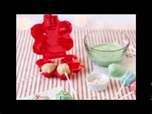cake pop mould - YouTube