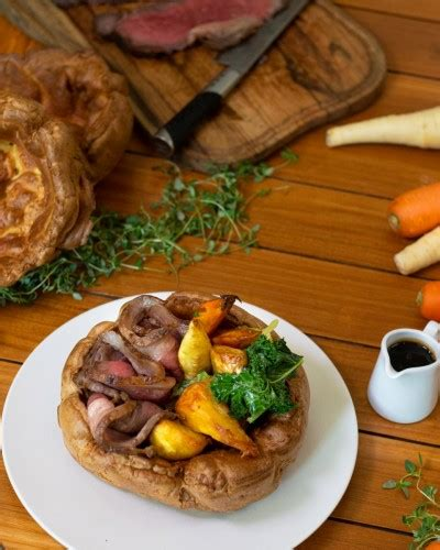 Yorkshire Pudding Fans Rejoice At Bread Street Kitchen & Bar