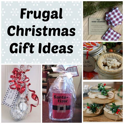 frugal christmas gifts for family friends or neighbors