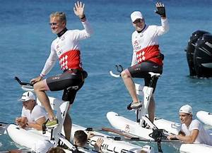 Top 7 Monaco Princely News Riviera Water Bike Challenge