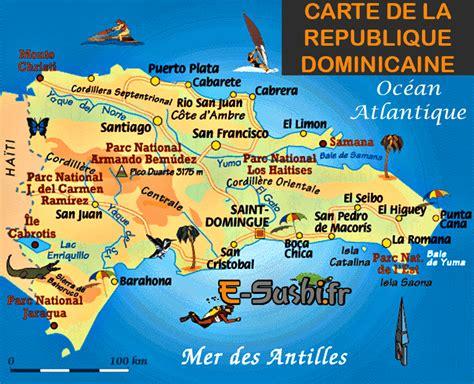 Punta Cana Carte Géographique Monde by Gastronomie De La R 233 Publique Dominicaine Arts Et Voyages