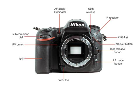 Nikon D7200 Digital Camera Review  Reviewedcom Cameras