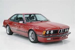 Bmw 635 Csi : sold bmw 635csi 39 manual 39 coupe auctions lot 66 shannons ~ Medecine-chirurgie-esthetiques.com Avis de Voitures