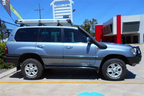 Packed with a v8 turbo diesel engine & a strong towing capacity. Toyota Landcruiser 100 Series Wagon Blue 36295 | Superior ...