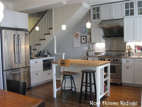 expanding a galley kitchen row house refuge real row house kitchens 7102
