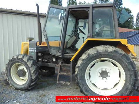 siege tracteur agricole occasion renault 110 14 tracteur agricole d occasion 106 cv 4600