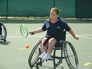 Lincolnshire Wheelchair Sports Programme sponsored by NHS Lincolnshire