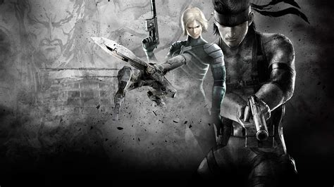 Metal Gear Solid 2 Sons Of Liberty Details Launchbox