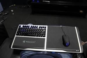 gc 2014 roccat sova un superbe concept pour jouer With tapis de souris personnalisé avec canape teleshopping