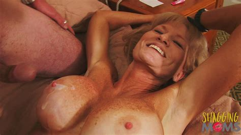 Hot Granny Loves Having Sex With Younger Guys By Shagging