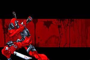 Deadpool Poster Sword Marvel Legends Canvas Prints Marvel ...