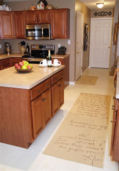 Ballard Designs Kitchen Rugs by Fall Kitchen Decor Living Rich On Less