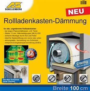 Rollladenkasten Dämmung Test : schellenberg 66258 rollladenkasten d mmung 2 teilig 100 x ~ Lizthompson.info Haus und Dekorationen