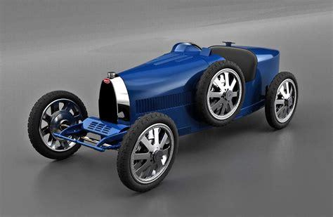 The new, junior member of the bugatti family. Bugatti unveils a $33,000 EV for (rich) kids