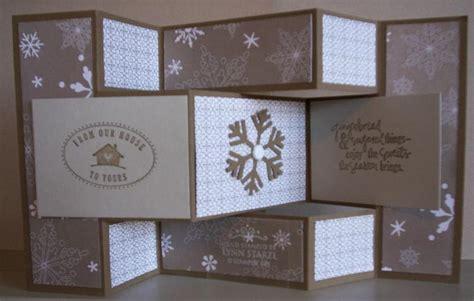 trifold template album ideas tri fold shutter card sting with lynn