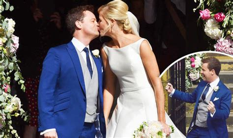 Declan Donnelly wedding: To marry Ali Astall in star ...