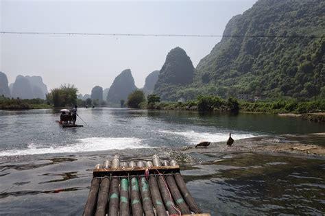 Trip To Guilin Guangxi Province China