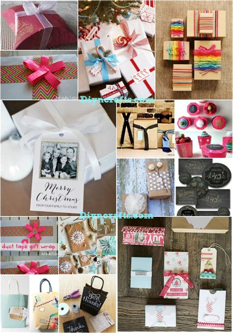 40 amazing christmas gift wrapping ideas you can make