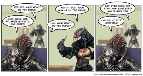 Aw man, I miss Alien Loves Predator | Comic book cover ...