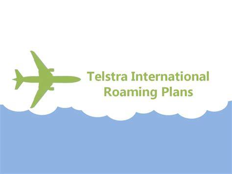 Telstra Mobile Overseas by A Guide To Telstra International Roaming Plans