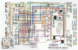67 Camaro Wiring Harness Diagram