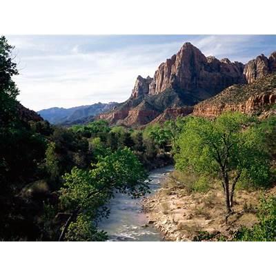 Zion National Park Scenic Drive - UtahAllTrails.com
