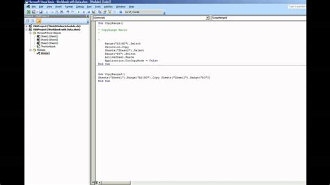 excel vba copy worksheet to another workbook end