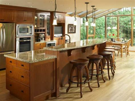 kitchen island without seating kitchen picture of kitchen islands wood seating picture 5233