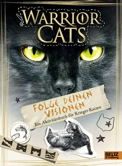 warrior cats folge deinen visionen ein aktivitaetsbuch