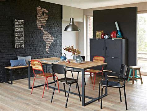 deco cuisine style industriel décoration bureau industriel