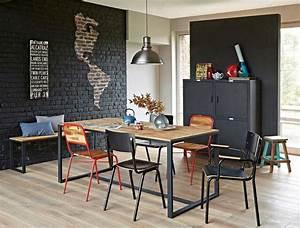 Bureau Style Industriel : d coration bureau style industriel ~ Teatrodelosmanantiales.com Idées de Décoration