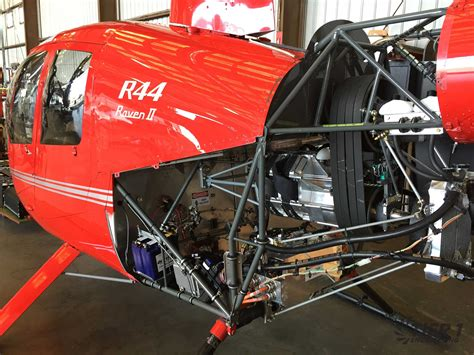 Electric Helicopter Motor electric r44 helicopter paves way for organ delivery flyer