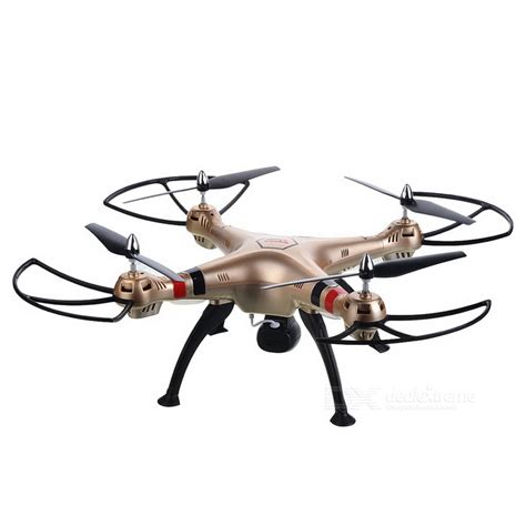 syma xhw  channel rc drone quadcopter  mp hd camera golden  shipping dealextreme