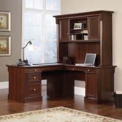 sauder palladia l desk with hutch atg stores