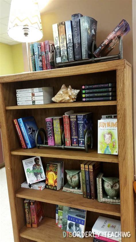 Classroom Bookshelf by Disorderly Teaching Disorderly Teaching Classoom