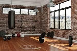 Boden Für Fitnessraum Zu Hause : home gym einrichten das perfekte fitnessstudio f r zu hause ~ Michelbontemps.com Haus und Dekorationen