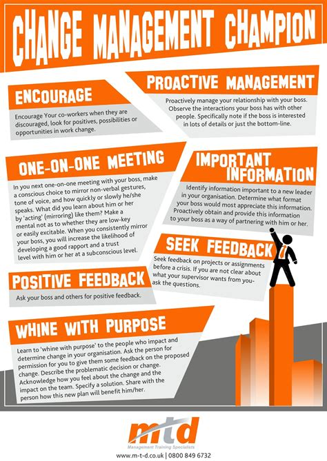 empowering infographic  tips    change