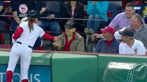 100-Year-Old WWII Vet Receives a Birthday Surprise at Red Sox Game – TheBlaze