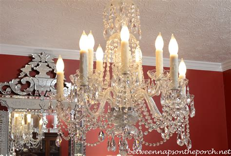 chandelier candle covers transform an ordinary chandelier with resin candle covers