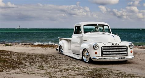1949 5 Window Gmc Pick Up Wallpaper And Background Image