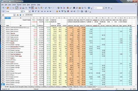 spreadsheet sles