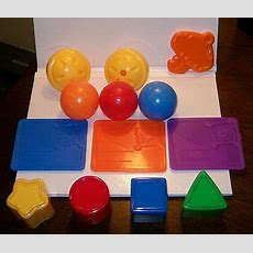 New Fisher Price Laugh And Learn Home Replacement Parts House Letter Ball Shapes  Ebay Josue